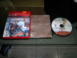 Uncharted 2 Among Thieves Completo Para Play Station 3,checa