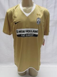 Camisa Futebol Juventus Da Italia New Holland Nike Xxl - Ae1