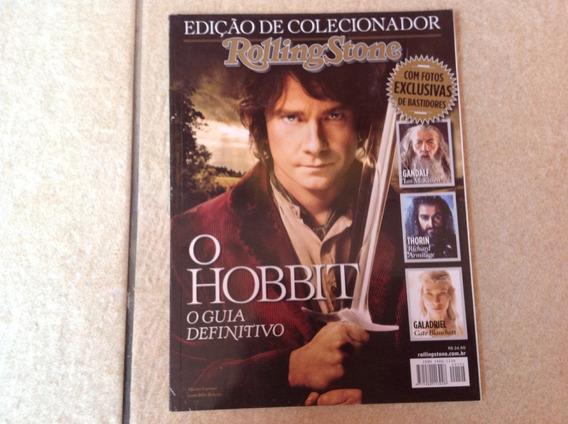 Revista Rolling Stone Edição De Colecionador O Hobbit F641