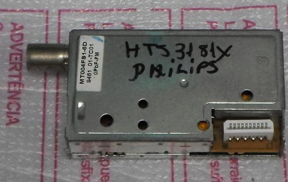 Módulo Rádio Tuner Home Theater Philips Hts3181x Hts-3181x