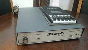 Stenorette Ditafone Melina 110/220v