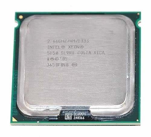 Processador Intel Xeon 5150 2.66ghz 4m Cache 1333mhz Sl9ru