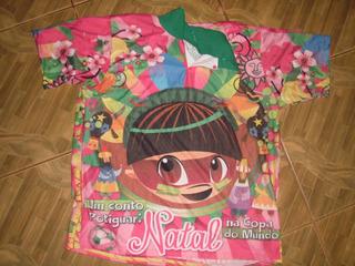 Camisa Da Escola Mangueira Natal Rn