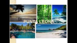 Casa Vacaciones Dentro De Punta Leona 6 Personas 200 P/noche