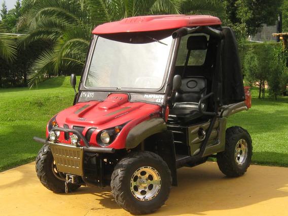 Oferta Limit Utv Scout Pamperito 650cc Cuatriciclo Arenero