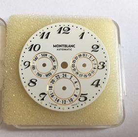 Montblanc Mostrador Para Relógio Star 38mm Dual Time Autom