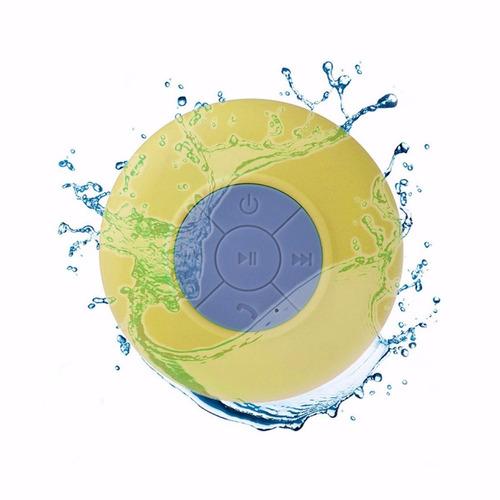 Parlante Bluetooth Manos Libres Resistente Al Agua