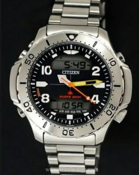 Citizen Aquamount Jp 3040 Semi De Colecionador