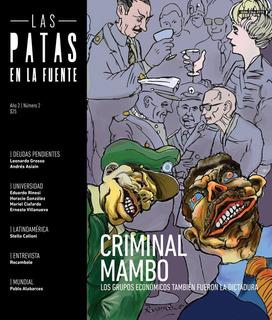 Revista Las Patas En La Fuente. Nº 2 - 2014