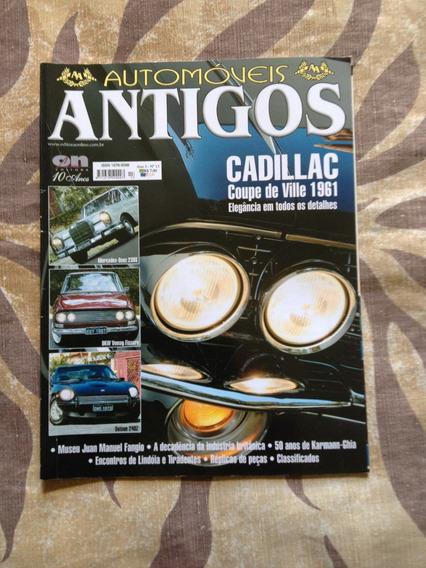 Revista Automóveis Antigos #13-perfeito Estado-mercedes E +