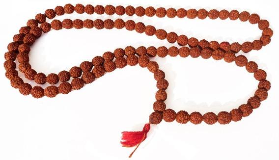 Japa Mala De Semilla Sagrada De Rudraksha Meditacion Yoga