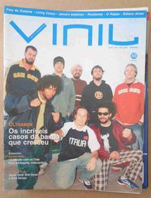 Revista Vinil No. 1 Junho / Julho 2004 Ultramen