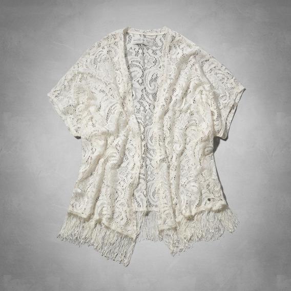 Abercrombie & Fitch Kimono Fashion Top Keegan Kimono