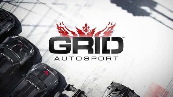 Grid Autosport + Grid 2 Ptbr Ps3 2 Jogos Playstation 3