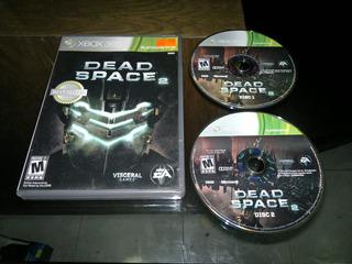 Dead Space 2 Completo Para Xbox 360,excelente Titulo,checa