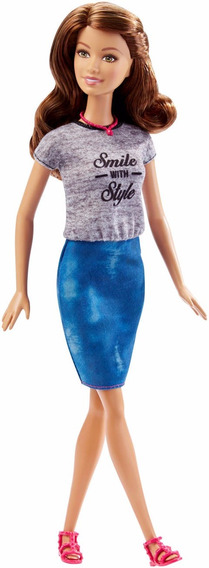 Barbie Fashionistas - Smile With Style #15 - Dgy54 - Mattel