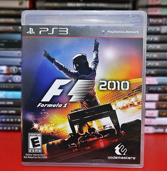 F1 2010 Formula 1 2010 Ps3
