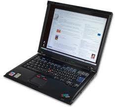 Notebook Lenovo R51 Parado
