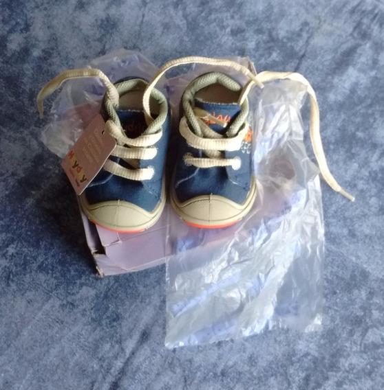 Zapatillas Deportivas Hey Day Art 1700zz Talle 16 Azul