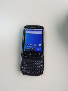 Motorola Spice Xt 300 (personal) Sin Cargador