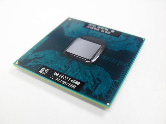 Processador Intel T4500 1m Cache, 2.30 Ghz, 800 Mhz