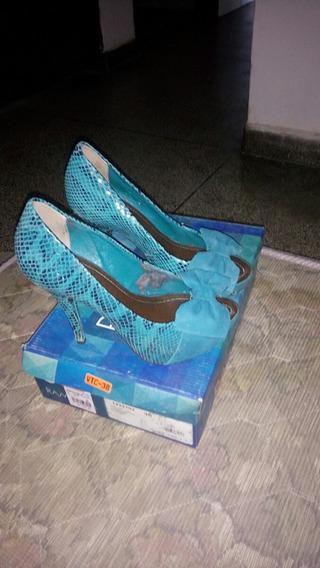 Sapato Ramarine 35