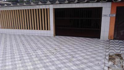 Ref.: 199 - Casa Em Mongaguá, No Bairro Vera Cruz - 2 Dormitórios