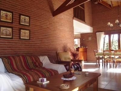Casa En Alquiler Temporario. Impecable. El Mejor Entorno!!!!