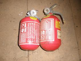 Extintor Automotivo Vazio