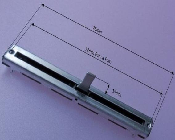 Potenciometro Deslizante B10kx2