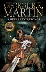 A Guerra Dos Tronos Volume 1 - George R.r. Martin Quadrinho