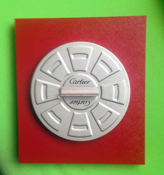 Exhibidor Original De Plumas Cartier 21 X 24 X 4.5 Cm. Hm4