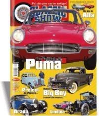 Revista - Classic Show Nº 74, Puma, Alfa, Prefect, Hudson