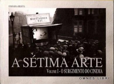 A Sétima Arte 4 Volumes Lourdes Rodrigues #