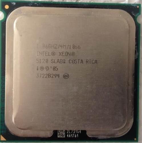 Processador Intel Xeon 5120 1.86ghz 4m 1066mhz Dl380 G5