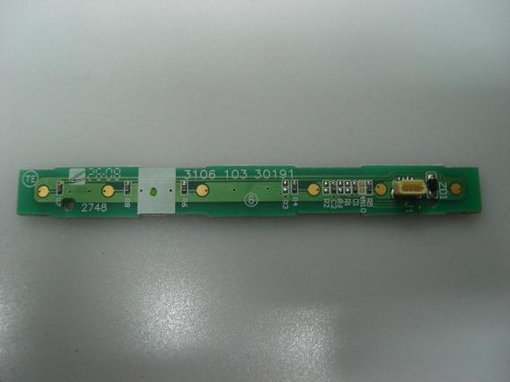 Placa Sensor Controle Tv Philips 3139_123_63273 V2