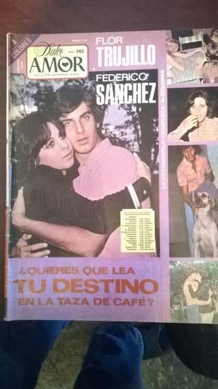 Flor Trujillo Y Federico Sanchez En: Fotonovela, Dulce Amor