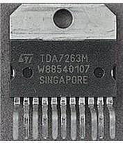 Tda7263 - Tda7263m - Tda 7263