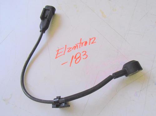 Sensor De Detonacion Hyundai Elantra Año 2011-2014