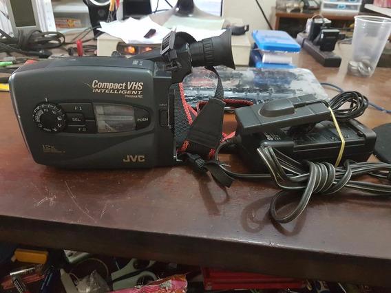 Camera Jvc Compact Vhs Intelligent 12x Gr-ax227um