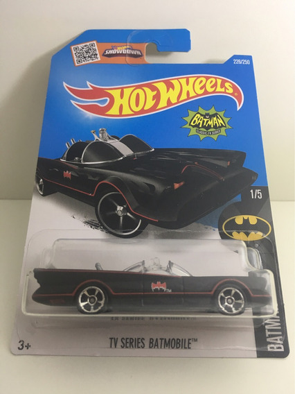 Hot Wheels Tv Series Batmobile Batman 2016