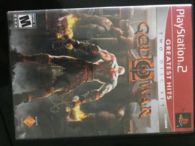 God Of War 2 Ps2 Original (greatest Hits)