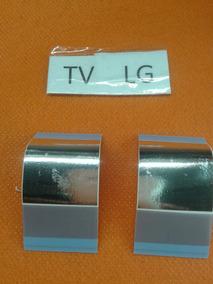 Cabo Flat Tcom Tv Lg 47la6130 Originais Testado O Par.