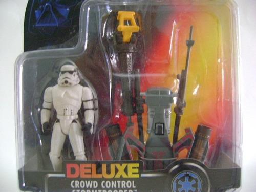 Imagen 1 de 5 de Nico Stormtrooper Crowd Star Wars (swb 08)
