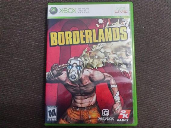 Borderlands ( Jogo Original Xbox 360 Mídia Física )