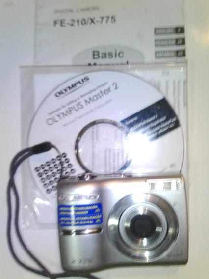 Camara Digital Olympus De 7.1 Megapixel