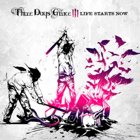 Three Days Grace- Life Starts Now( Importado) - Cd