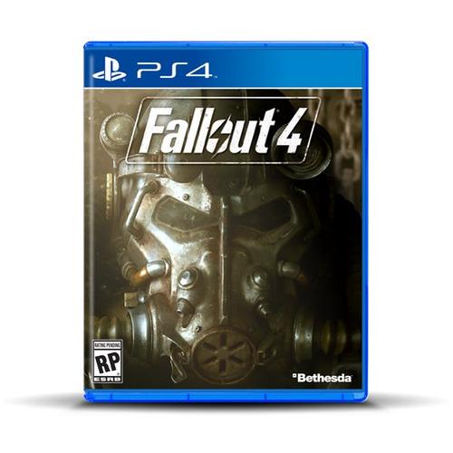 Fallout 4 Ps4 (nuevo), Físico, Macrotec