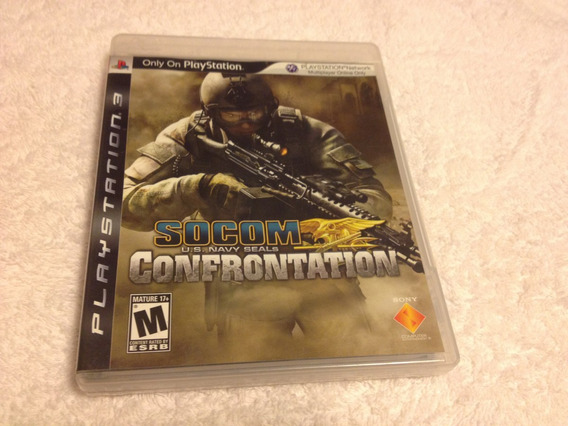 Socom U.s. Navy Seals Confrontation