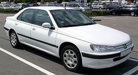 Manual De Despiece Peugeot 406 (1995-2004) Español